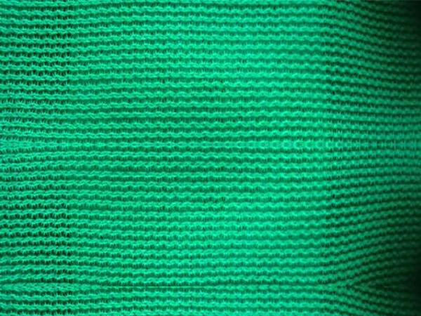 Green agriculture shade cloth